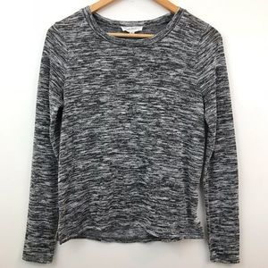 Cloud Chaser Women's Pullover Sweater Gray Small